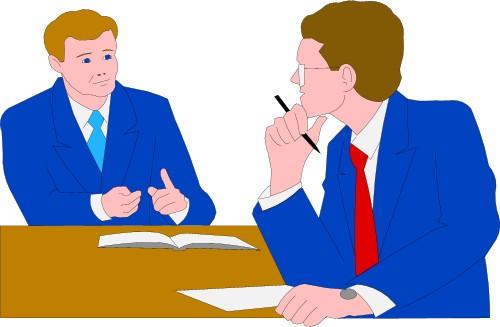 Собеседование менеджера по продажам